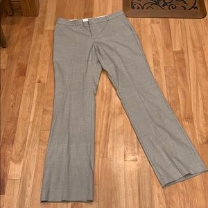 Banana Republic Martin Fit Lined Dress Pant 8